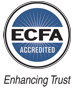 ECFA Accredited Enhancing Trust