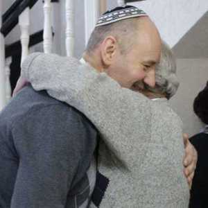 Comfort for Holocaust Survivors