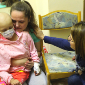 Caring for Children with Cancer