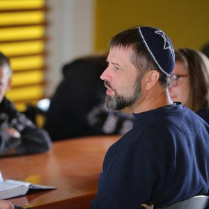 L'Dor V'Dor – Young Adult Mentoring